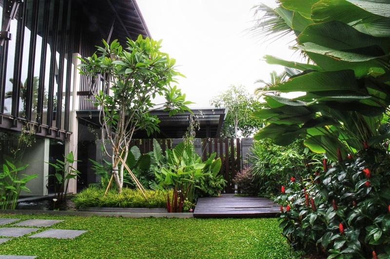 Frankel walk esmond landscape and horticultural pte ltd for Backyard design ideas malaysia