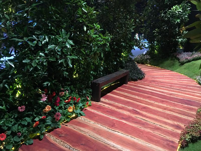 Garden And Landscape Pte : Singapore garden festival ? esmond landscape and