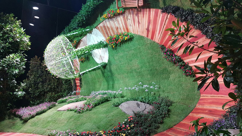 Garden And Landscape Pte : Singapore garden festival ? esmond landscape and