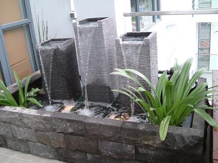 Waterfeature 171 Esmond Landscape And Horticultural Pte Ltd