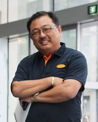 John Tan Chee Hian Landscape Designer The Gardener