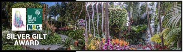 John Tan Chelsea Flower Show 2015