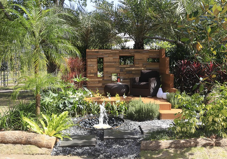 Garden And Landscape Pte : World flower garden show ? esmond landscape and