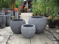 Jar Shaped Planter